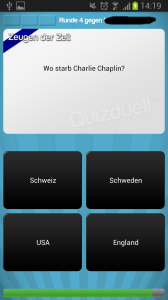 Quizduell: Gameplay