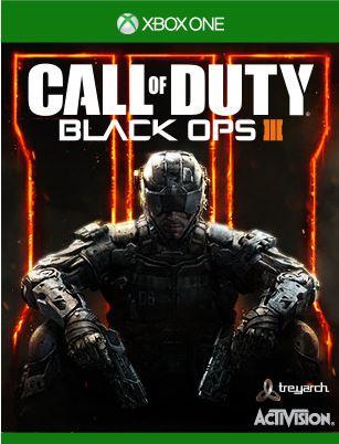 Xbox One Game: Call of Duty – Black Ops 3 – Local Co-op